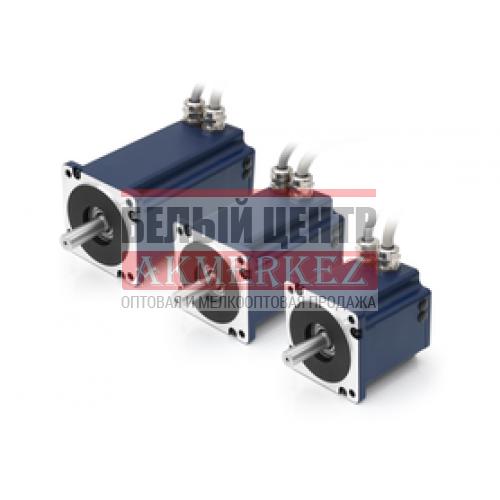 PD6-N89 - Plug & Drive высокий полюс DC Servo двигатель Nanotec для RS485 / CANopen IP65 - NEMA 34 купить