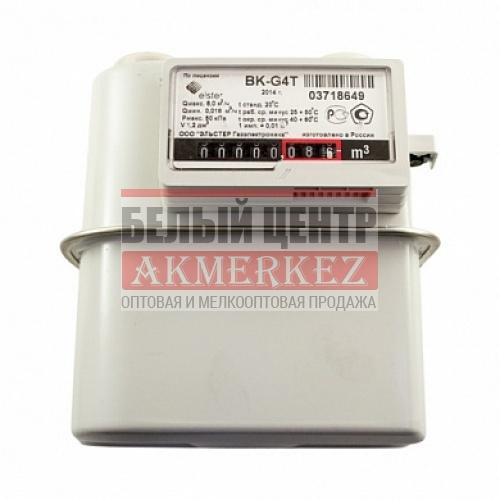 Счетчик газа BK-G4T (уличный) правост. с темп. корректором купить