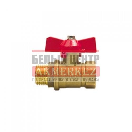 Кран шаровой Ci 11Б27пМ ШГ бабочка 15 20 25 32 купить