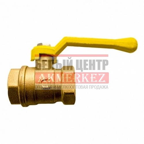 Кран шаровой газовый Ci 11Б27пМ1 ГГ рычаг 15 20 25 32 40 50 купить