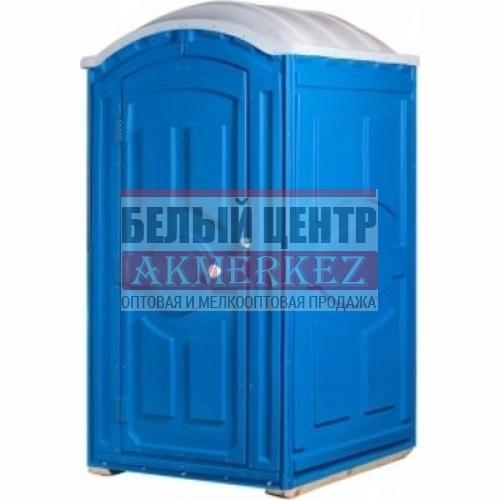 """Пластиковая Туалетная кабина """"Стандарт"""" с площадкой под ноги купить"""