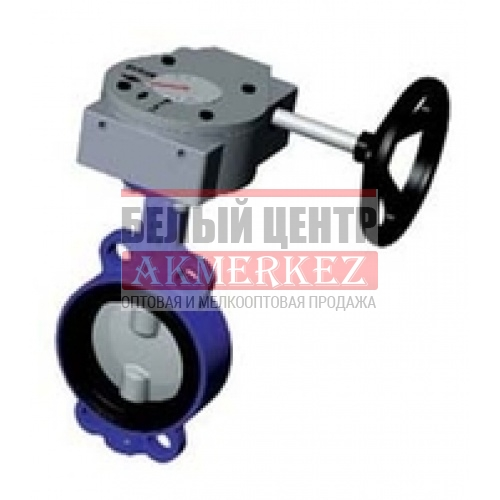 Затвор дисковый поворотный VP3448 Ду200 Ру16 межфл ред Tecofi купить