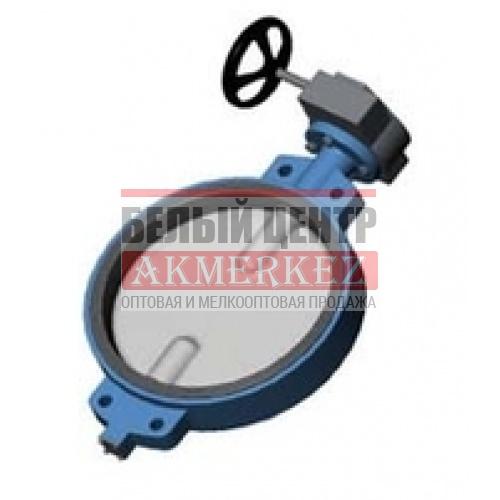 Затвор дисковый поворотный VP4408 Ду400 Ру10 межфл ред Tecofi купить