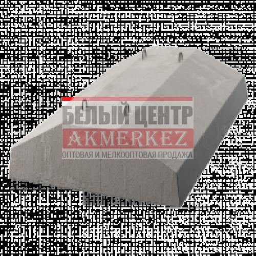Плита железобетонная ленточного фундамента (ФЛ) ГОСТ 13580-85 купить