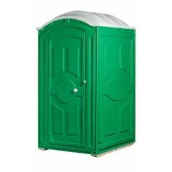 Туалетная кабина для дачи под торфяной биотуалет