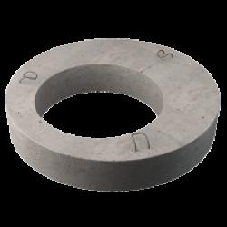 Плита перекрытия (крышка) колодца