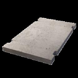 Плита дорожная прямоугольная ГОСТ 21924.0-84