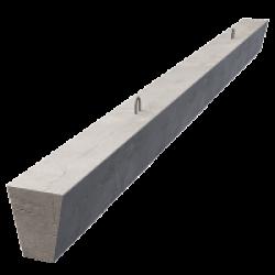 Приставка железобетонная для деревянных опор воздушных ЛЭП Серия 3.407-57.87