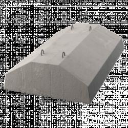 Плита железобетонная ленточного фундамента (ФЛ) ГОСТ 13580-85