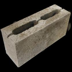 Блок cтеновой перегородочный КБ-12