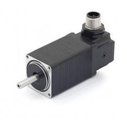 AS2818 - Шаговый двигатель Nanotec с разъемом M12, класс защиты IP65