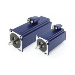 AS8918 - Шаговый двигатель Nanotec с M12 / M16 разъемом, класс защиты IP65