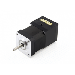 PD2-N41 -  Plug & Drive высокого полюса  DC Servo двигатель Nanotec для RS485 / CANopen - NEMA 17