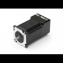 PD4-N59/N60 -  Plug & Drive высокого полюса DC Servo двигателя для RS485 / CANopen - NEMA 23 / NEMA 24