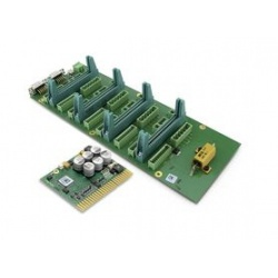 SMCP33 - Контроллеры шаговых двигателей с замкнутым циклом / устройством со сменной картой Nanotec