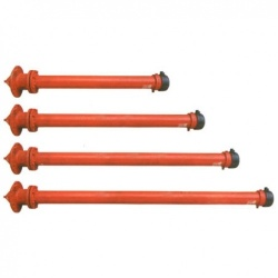 Гидранты пожарные подземные ГП - СТ Сталь (125 мм)